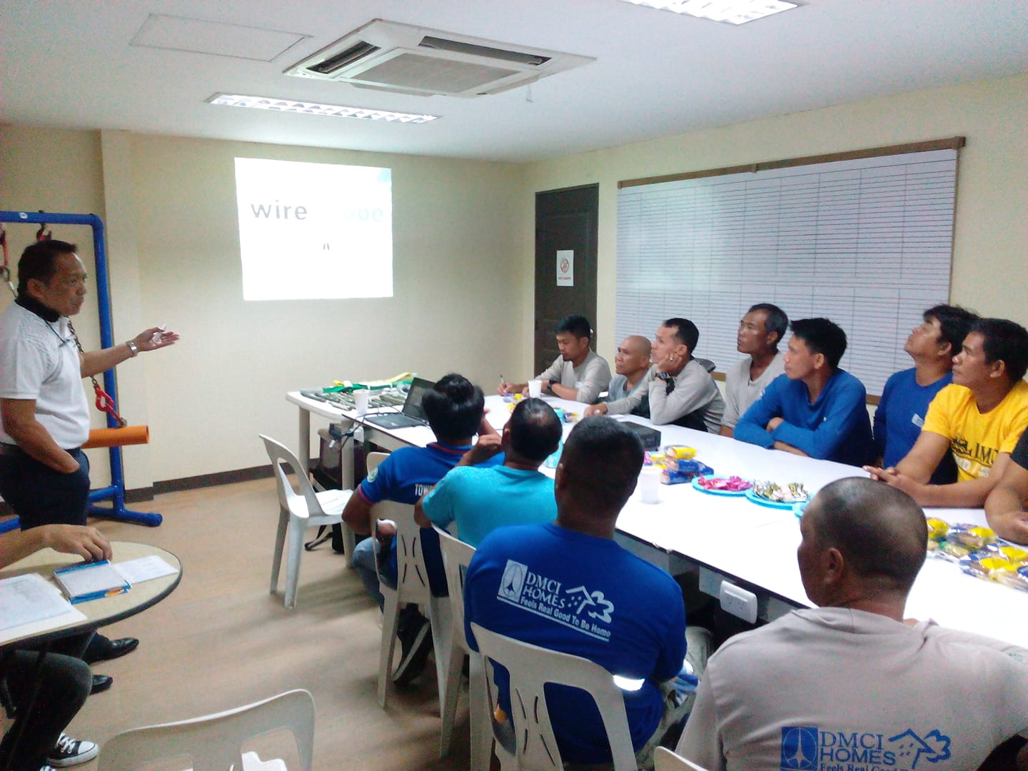 Wire Rope and Rigging Seminar – Wire Rope Corporation of the Philippines