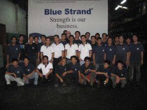 Factory Engineering and Production Staff