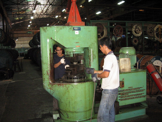 Production Facilities Wire Rope Corporation Of The