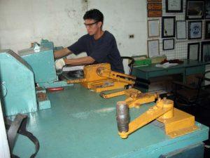 Torsion Machine