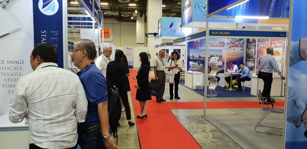 The trade show attracted close to 15000 attendees who visited exhibitors stands spread over 22,000 sq. m. of exhibition space.
