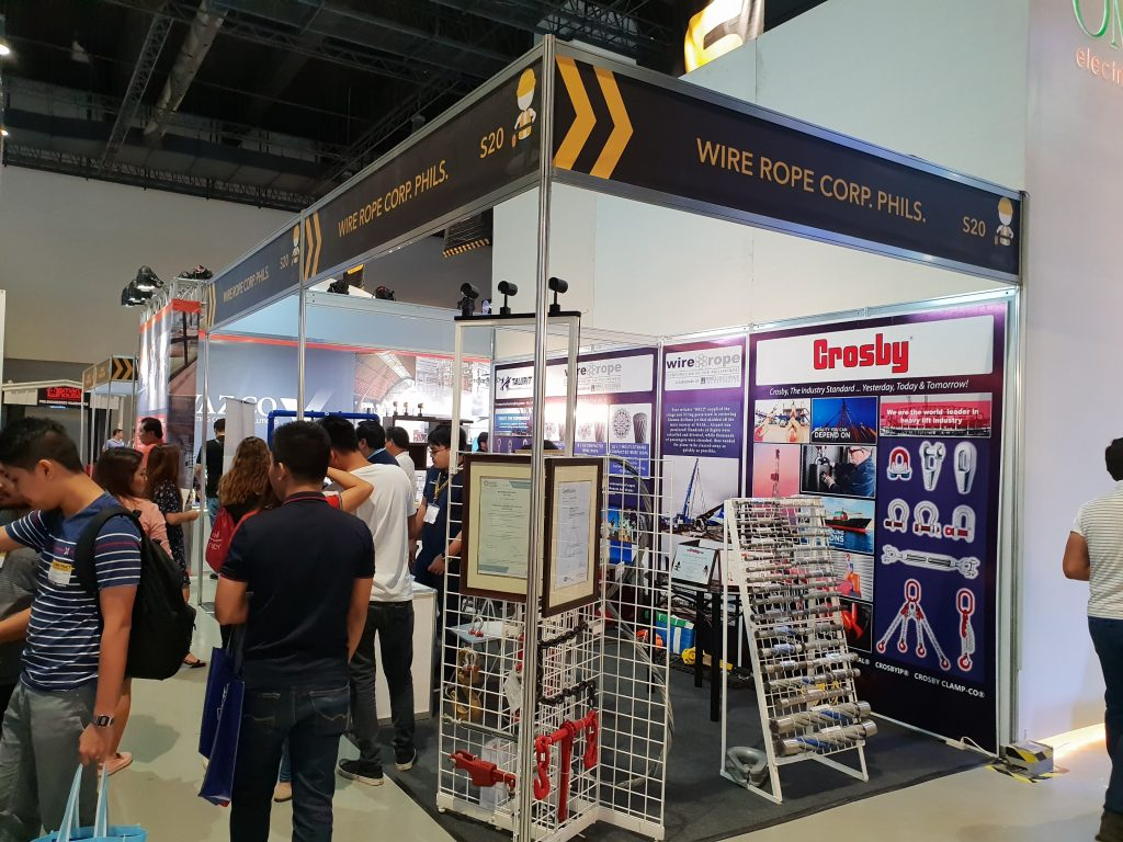 WRCP's Booth (S20)