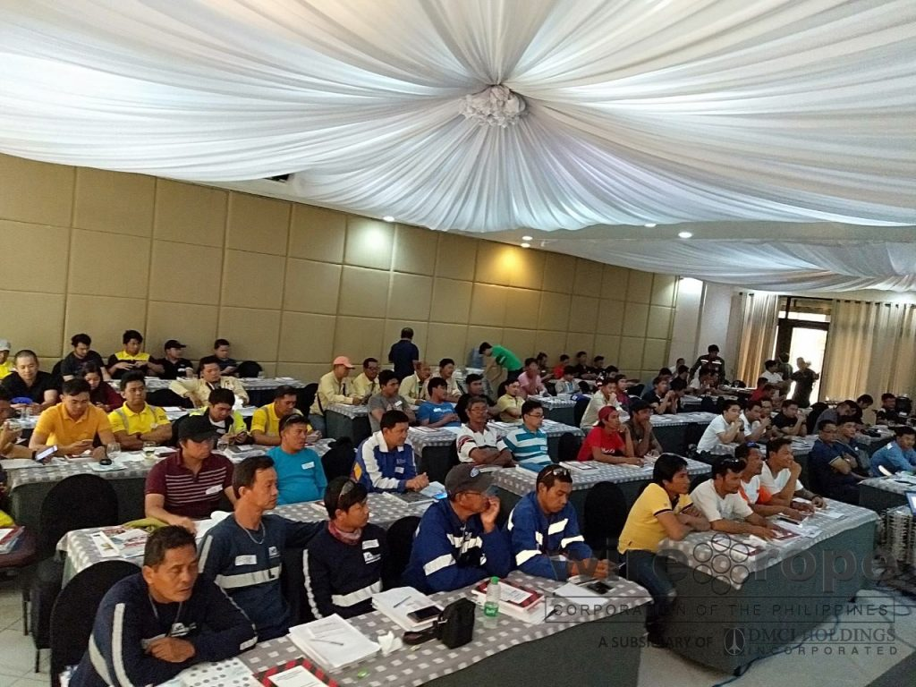 Batangas Wire Rope Seminar Attendees