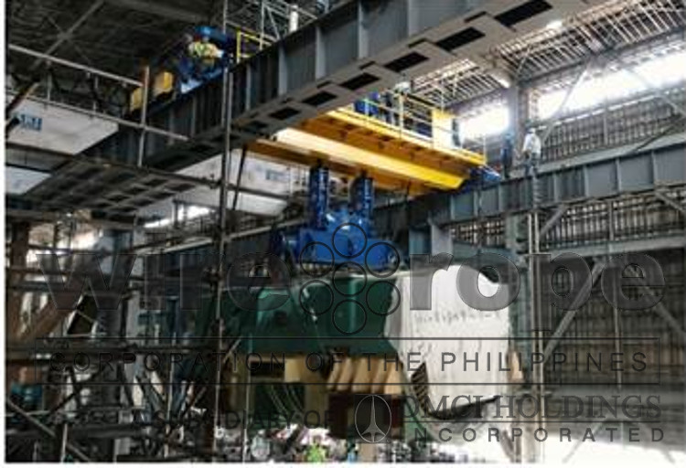 Heavy Lift Milestone at SemCalaca Power Plant Slide 2
